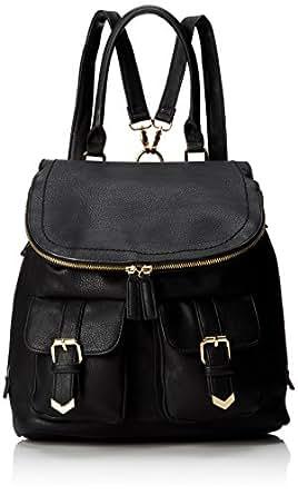 Aldo Nosis Magnetic Shoulder Bag,Black,One Size
