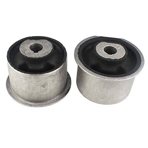 (Front Differential Mount Axle Bushing Mounting Isolator 1 Pair Fits 2005-2010 Jeep Grand Cherokee Commander )