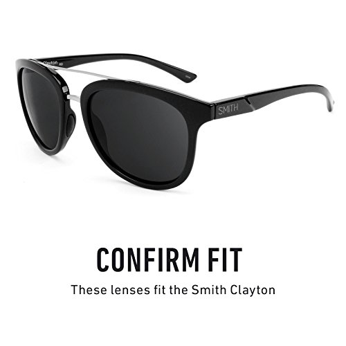 Clayton de repuesto Mirrorshield — Elite Opciones Lentes Smith Rogue múltiples Verde para Polarizados xqSIggO