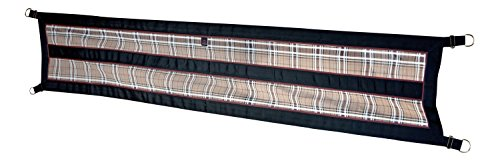 (Kensington Aisle Guard for Horses - Designed to Keep Horse Securely in Barn Aisle -  Adjustable Straps and Hardware Included)