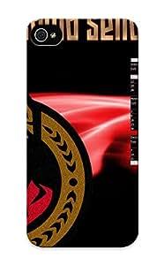 New Awesome Ottawa Senators Tpu Case Cover, Anti-scratch Exultantor Phone Case For Iphone 5/5s