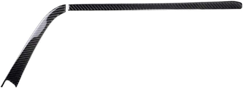 Demarkt Carbon Faser Armaturenbrett Abdeckung Trim Replacemnt Für 3er F30 2013 2018 F34 2013 2018 Pcs Auto