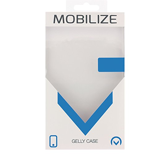 Mobilize Telefon Deluxe Gelly Case Apple iPhone 7 Schwa