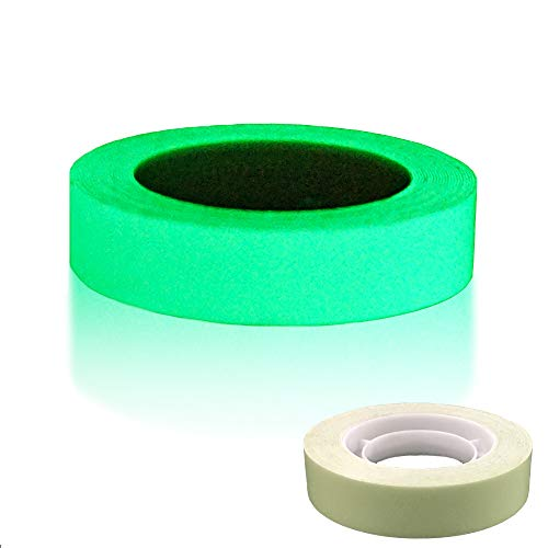 DUOFIRE Luminous Tape Sticker,9.84' Length x 0.47