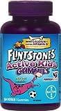 Flintstones Active Kids Calcium and Extra Vitamin D, 50 Gummies