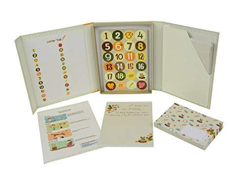 Forever Letters - Baby Journal in Letters