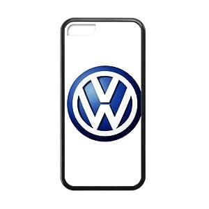 diy phone caseWEIWEI Classic VW sign fashion cell phone case for ipod touch 4diy phone case