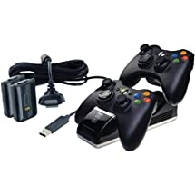 Nyko Charge Base Plus for Xbox 360