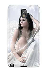 3554672K87829343 New Galaxy Note 3 Case Cover Casing(fantasy Girl 18)