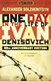 One Day in the Life of Ivan Denisovich, Aleksandr Solzhenitsyn, 0451531043