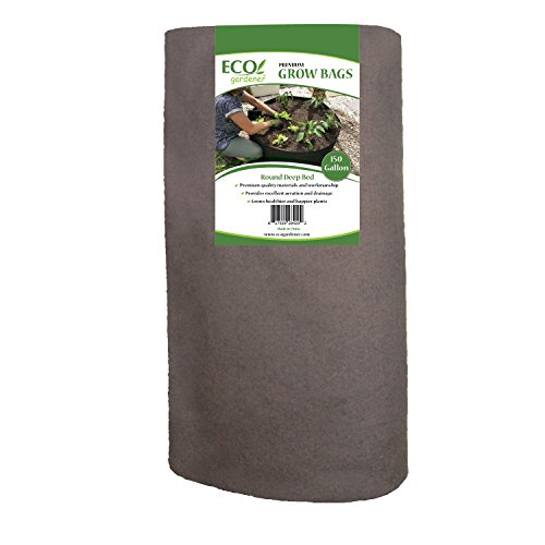 7 gallon fabric pot pack - 6