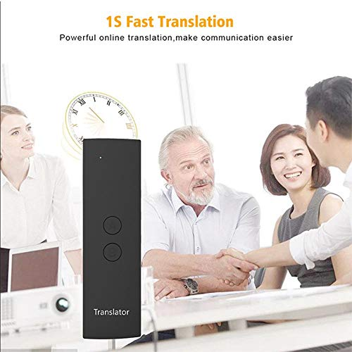 Layopo Language Translator Device, Portable Voice Translator,Support 41 Languages for Learning Travelling Business Meeting by Layopo (Image #6)