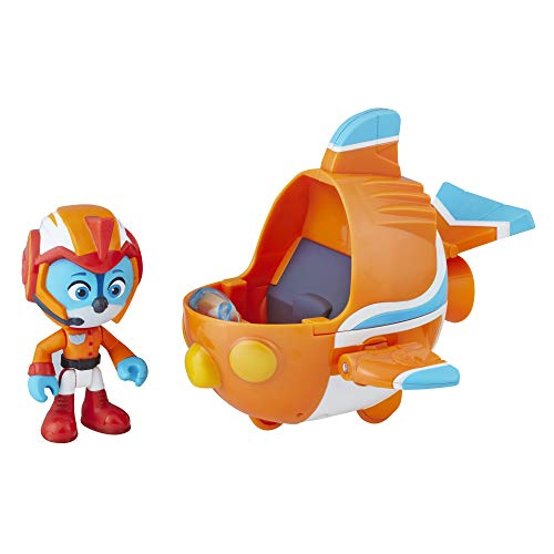 (Top Wing Swift figure and vehicle)