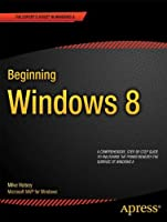 Beginning Windows 8 Front Cover