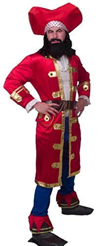 Captain Morgan Rum Runner Costume Adult