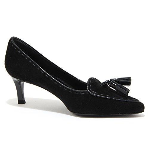 Decollete Nero Shoes Tod's Cuoio Nero Scarpa Donna 80294 Women NAPPINE 65nqHn