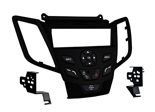 Metra 99-5825B Single DIN Dash Installation Kit for 2010-Up Ford Fiesta Vehicles - Accessories B