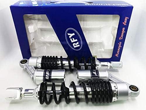 Universal 12 5 320mm Motorrad Luftstoßdämpfer Hinten Stoßdämpfer Suspension Für Xjr400 Cb400 Motorroller Atv Quad Dirt Sport Bikes Auto