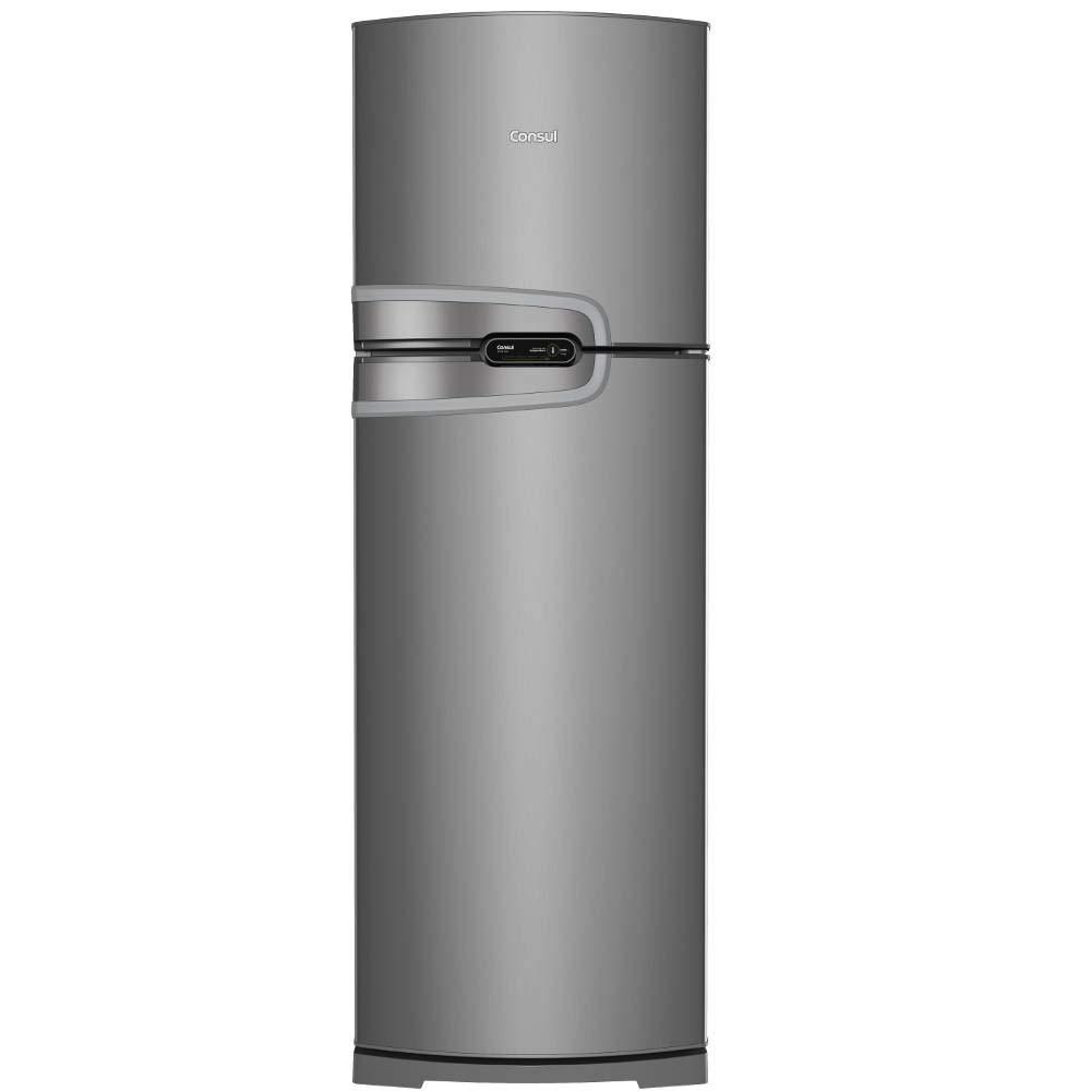 Refrigerador Consul CRM43H Frost Free Evox 386L Refrigerador Consul CRM43H 220V
