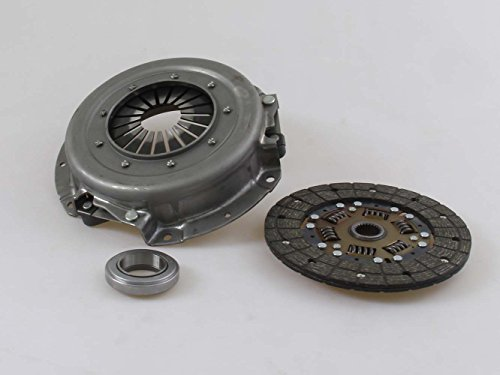 Clutch Nissan Pickup 521 (New Clutch Disc Assy Clutch Cover Clutch Pressure Plate Release Bearing Clutch Kit Nuevo Kit de Embrague Made in Japan Fit For NISSAN DATSUN 520 521 Pickup Truck UTE 1968-1973)