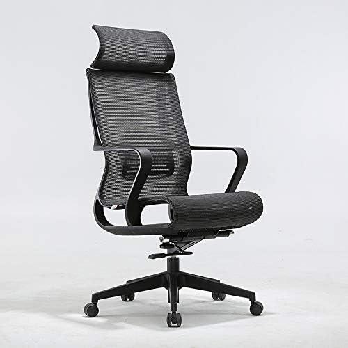 ホームオフィスチェアコンピュータチェア家の上司の椅子のオフィスの椅子の完全な網の通気性の賭博の椅子JJJ