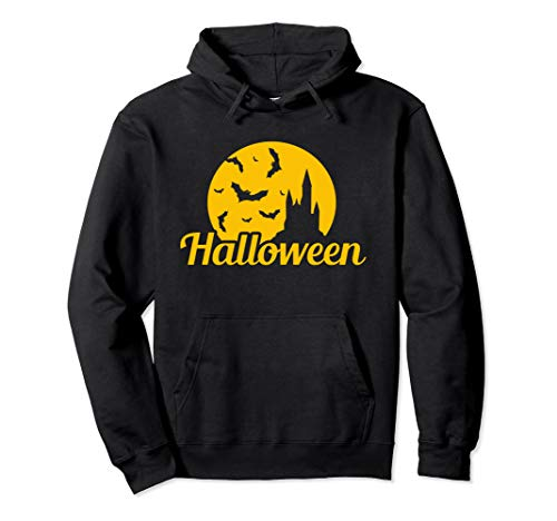 Haunted Forest Ideas For Halloween (Halloween Haunted forest Design Scary Creepy Hoodie)