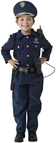 Anime police uniform