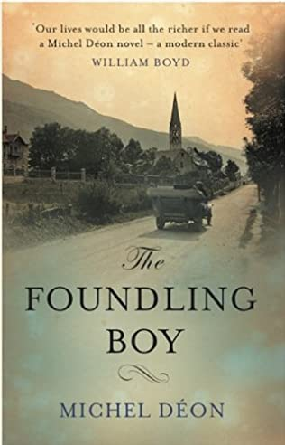 book cover of The Foundling Boy