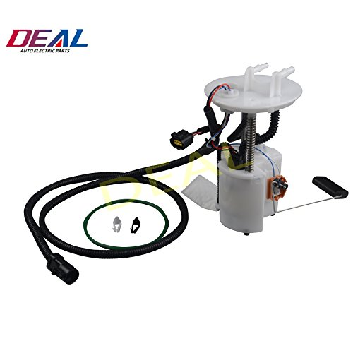 (DEAL Set of 1 New Electric Fuel Pump Module Assembly w/Sending Unit Fit 1999-2000 Ford Windstar 3.0L/3.8L V6)