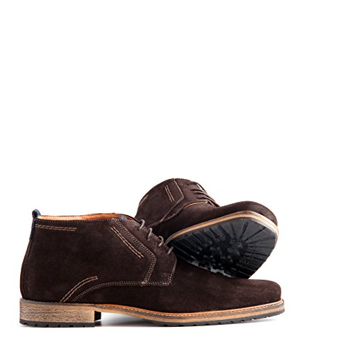 Travelin' London Wildleder Schuhe
