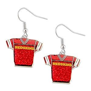 ... Amazon.com Franklin Sports NFL Deluxe Youth Uniform Set Cl Share  Facebook Twitter Pinterest Sports Team Washington Redskins Jersey Dangle  Glitter ... 2a14e52be