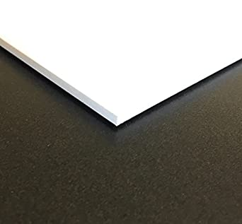 Amazon Com Expanded Pvc Sheet Lightweight Rigid Foam
