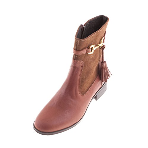 Cefalu Women's 800 Leather Zip Ankle Boot NAPA CUERO/SERRAJE VISION aZCt0mBw
