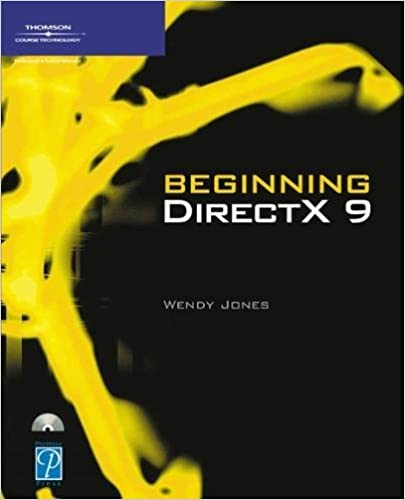 Beginning DirectX 9 (Game Development Series): Wendy Jones