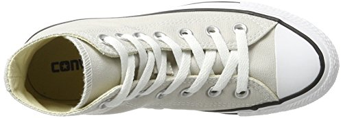 Collo Converse pale Alto Putty Unisex A Ctas Sneaker 036 Putty Pale adulto Hi Grigio nUwYrqU6