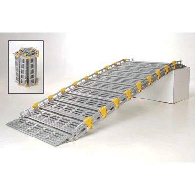 Roll-A-Ramp Wide Ramp, 8' Long x
