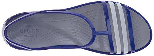 crocs Damen Isabella W Sandalen Cerulan Blue