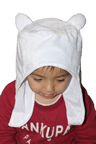 AnnieCos Adventure Time Finn's Hat (Adventure Time Finn Adult Costume)