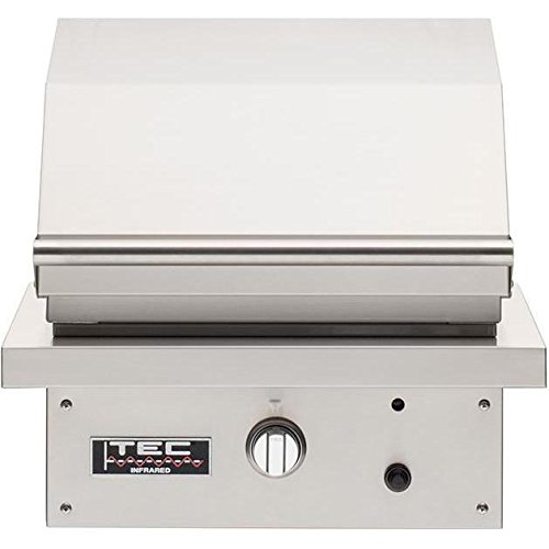 Tec Patio Fr 26-inch Built-in Infrared Propane Gas Grill - Pfr1lp