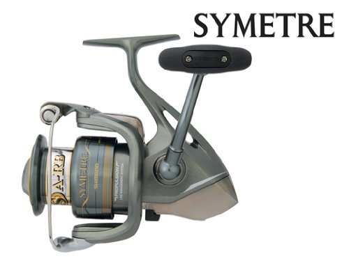 Shimano Symetre 3000 FJ Spinning Reel Clam Pack, Outdoor Stuffs