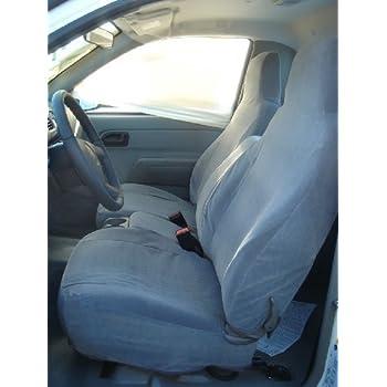 Amazon Com Durafit Seat Covers C1106 V7 Gray Chevy