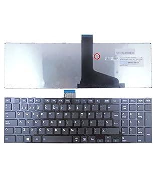 Portatilmovil - Teclado para NUEVOS Toshiba Satellite C850 C855 C870 L850 L850D L855 L870 L870D Series: Amazon.es: Electrónica