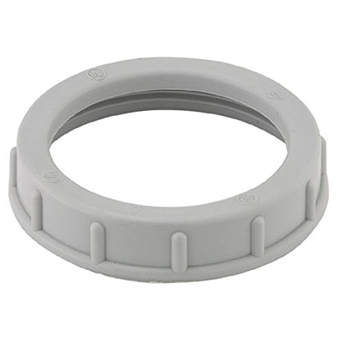 Hubbell-Raco 1408B4 Bushing, Plastic, Threaded, Rigid/IMC Conduit, 2-Inch, 4-Pack