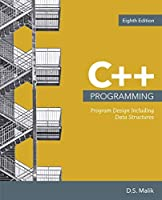 C++ Programming: Program Design Including Data Structures, 8th Edition Front Cover