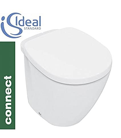 Ideal Standard Vaso Connect.Ideal Standard Connect Art E8080 Vaso A Pavimento Scarico