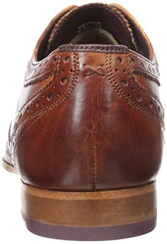 Ted Baker Men's Gryene Oxford, Tan Leather, 9.5 M US