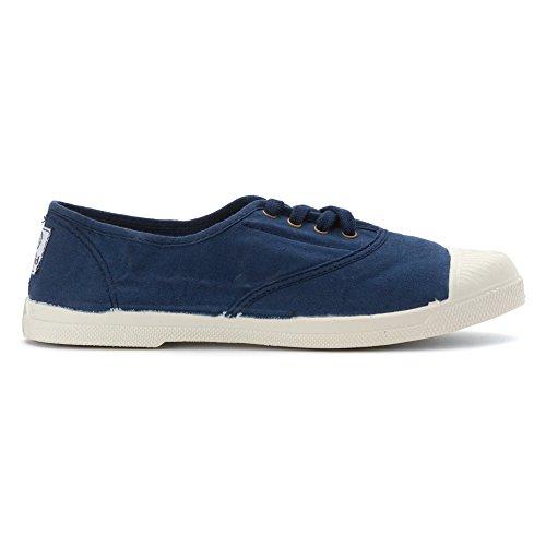 cordones bleue world NATURAL elastico chaussure 39 Natural 2002006172796 femme ingles G toile en WORLD SnEEUYqX