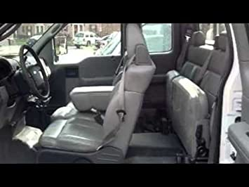 Outstanding Durafit Seat Covers Made To Fit 2004 2008 Ford F150 Xl Or Standard Cab Front 40 20 40 Split Bench With Integrated Seatbelts And Solid Center Armrest Machost Co Dining Chair Design Ideas Machostcouk