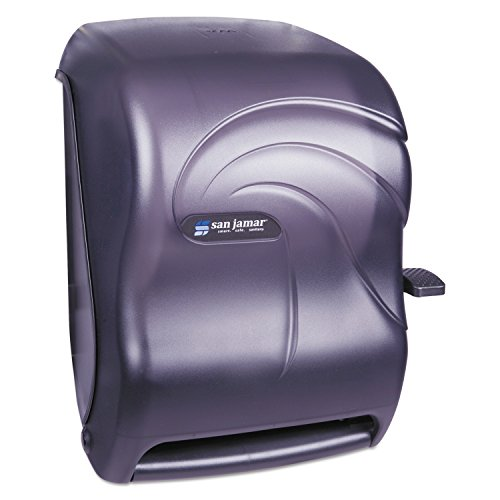 San Jamar T1100 Classic Lever Roll Towel Dispenser, Fits 8
