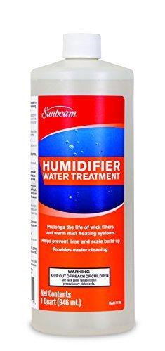Sunbeam Humidifier Water Treatment Solution, 32 Fl Oz by Sunbeam